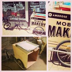 Mobil Makery; Ambrose