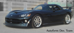SRT Dodge Viper; Autoform