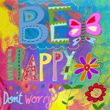 Be Happy, Be YOU!