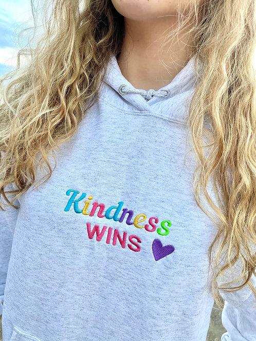 Kindness WINS Hoodie
