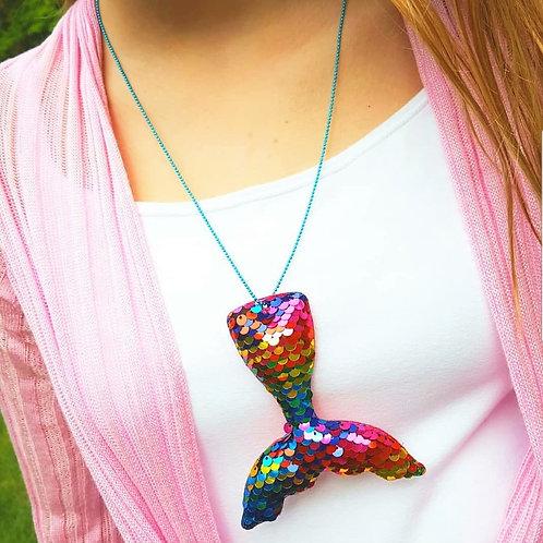 Glitter Tail™ on Bubble Beads™