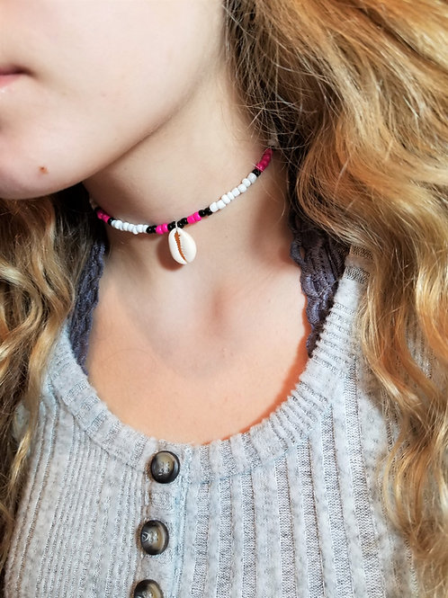 VSCO Girl Choker - 1 Shell
