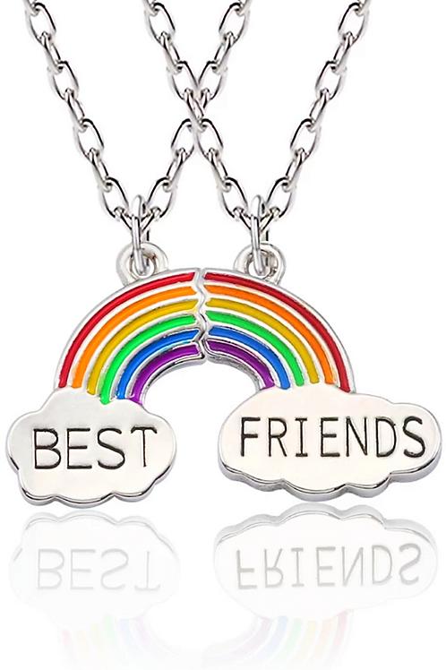 BFF Rainbow Necklace