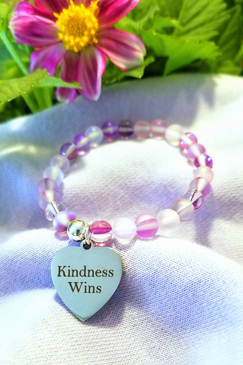 Kindness Wins Bracelet for Children's Miracle Network Hospital