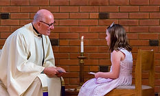 first reconciliation priest and girlgmis