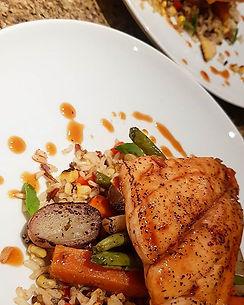 Charred Veggies 👩🏽🍳🍴_._._#tastethi