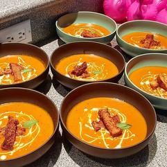 Cinnamon Croutons 🥣🌶🥥_._._#tastethis
