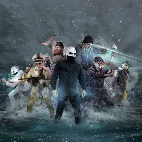 Legend of the Seagullmen's Debut LP Now Streaming via Billboard Debut Self-Titled Album Out Now!
