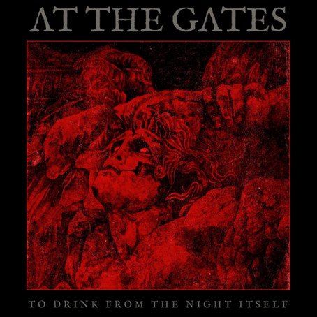 """AT THE GATES Reveal Music Video and Debut Single For Title-Track, """"To Drink From The Night Itself"""""""