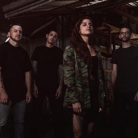"""ENTHEOS RELEASE """"PULSE OF A NEW ERA"""" VIDEO SPINEFARM RECORDS DEBUT DARK FUTURE OUT NOW/ON TOUR"""