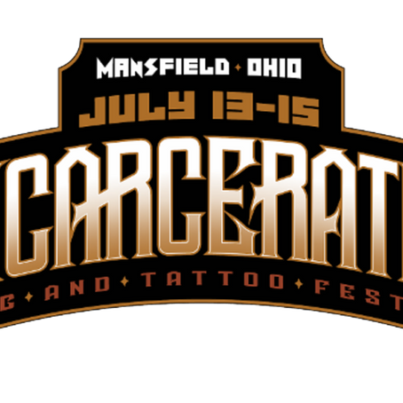 INKCARCERATION Music and Tattoo Festival Announces Tattoo Festival Details...