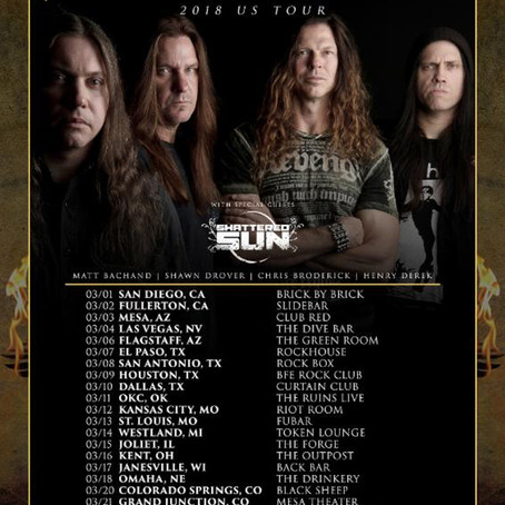 ACT OF DEFIANCE To Kick Off US Headlining Tour