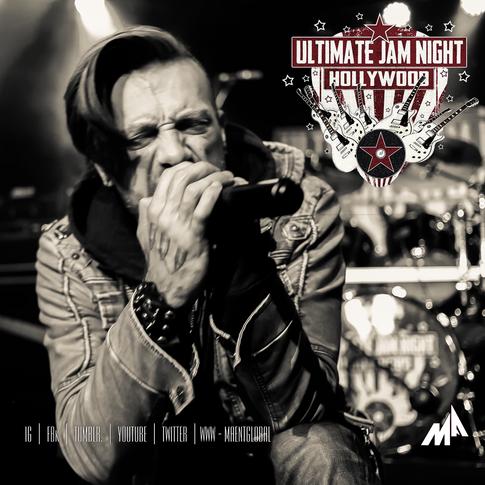 ultimate jam night tribute to slayer