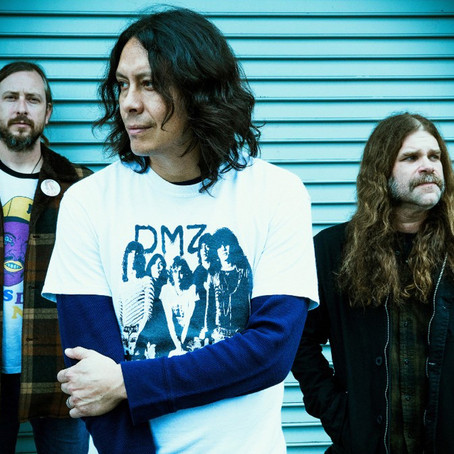 """EARTHLESS STREAM NEW ALBUM TITLE TRACK """"BLACK HEAVEN"""" NORTH AMERICAN TOUR BEGINS ON 2.28  DROPS 3.16"""