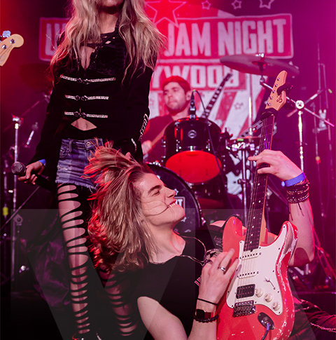 Ultimate Jam Night 80's Hair Bands