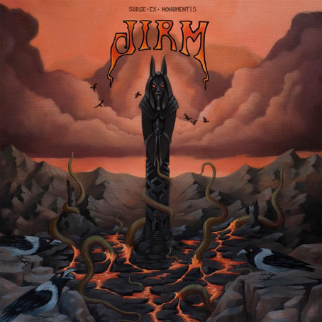 """JIRM: Decibel Premieres """"The Cultist"""" From Psychedelic Heavy Rock Unit"""