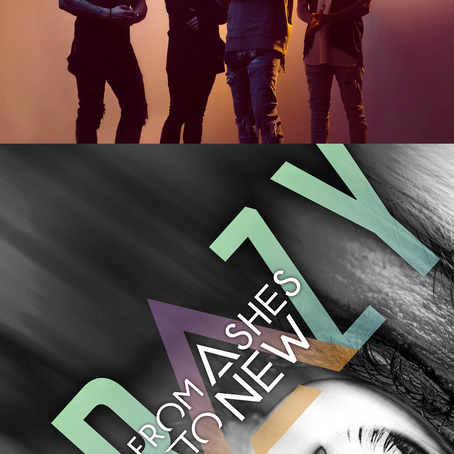 """From Ashes To New Release Official Music Video for """"Crazy"""""""