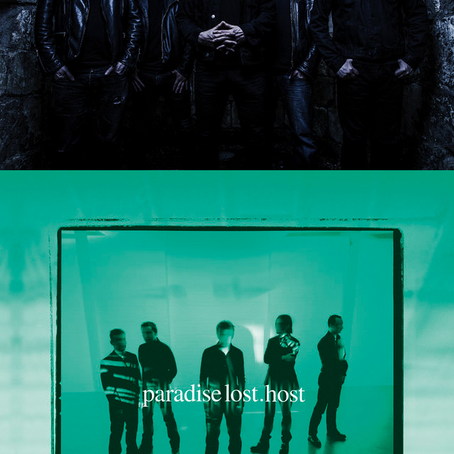 PARADISE LOST launch lyric video to new single 'So Much Is Lost (remastered)'