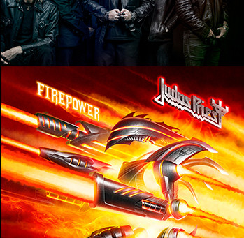 JUDAS PRIEST'S FIREPOWER!