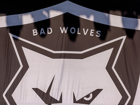 Bad Wolves - five points amphitheater