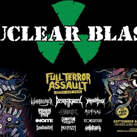Full Terror Assault Open Air Festival
