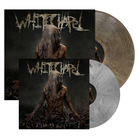 Whitechapel: 'This Is Exile' LP re-issue now available via Metal Blade Records