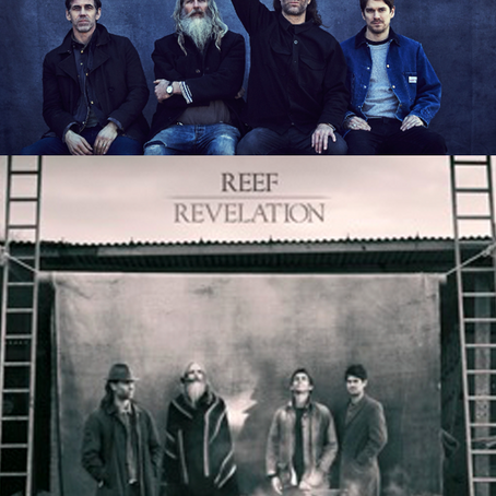 REEF ANNOUNCE NEW STUDIO ALBUM REVELATION  RECORD DUE OUT MAY 4 VIA earMUSIC