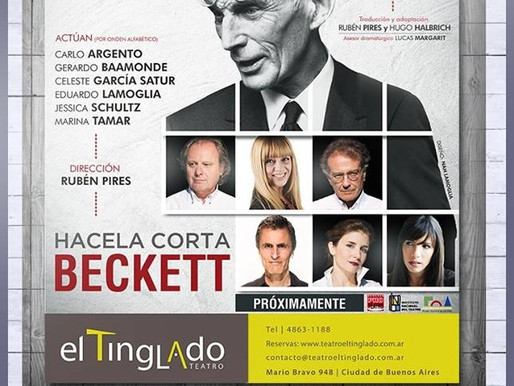 Hacela corta Beckett
