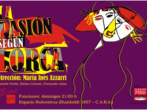 La pasión según Lorca