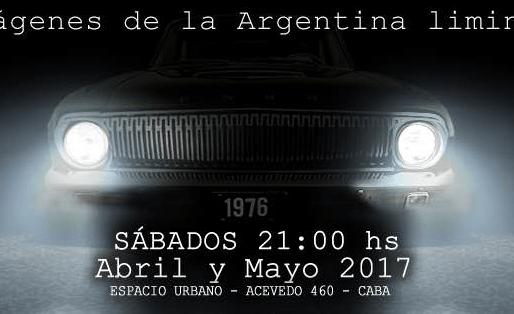 Imágenes de la Argentina liminal