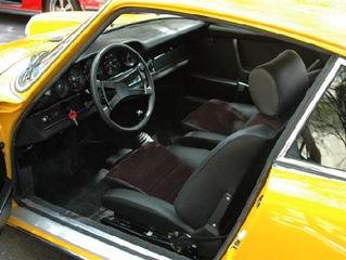 Navigation system in a classic Porsche?