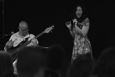Duo jazz Muriel Dubuis & Patrick Perrier