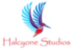 kingfisher halcyone studios logo
