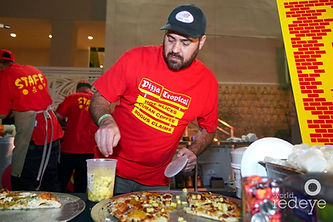 World Red Eye: SOBEWFF A Genuine Pizza Party