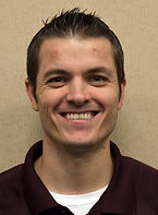 Girls Basketball Coach, Evan Gerhardt