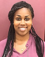 Girls Soccer/Volleyball Coach, Candace Hairston