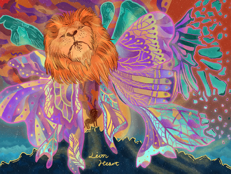 """""""Lion Heart"""" AVG"""