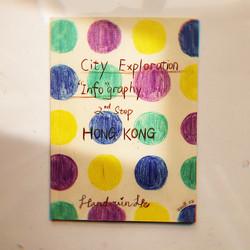 City Exploration Infography - HongKong