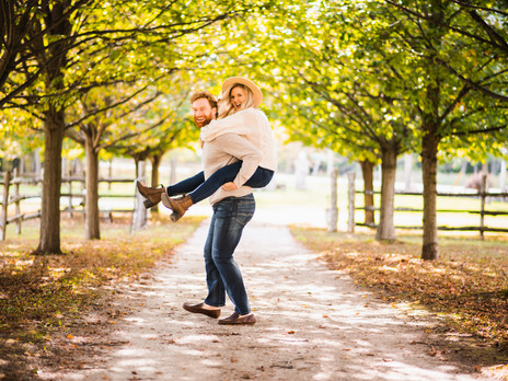 James & Lacey's Engagement - First Blog Post!