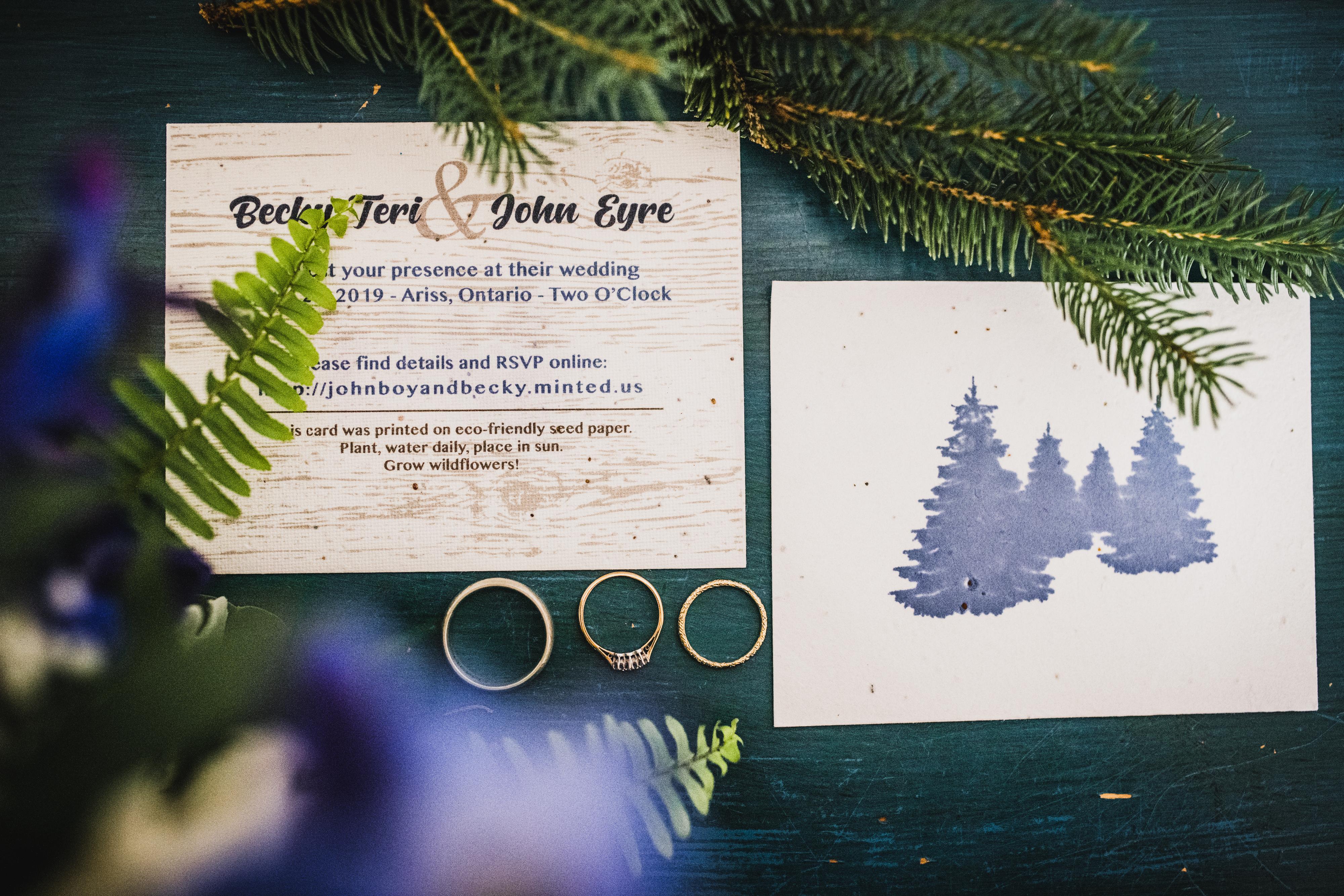 Becky & John-Boy Wedding - Getting Ready