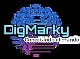 Logotipo de la agencia de marketing digital Digmarky