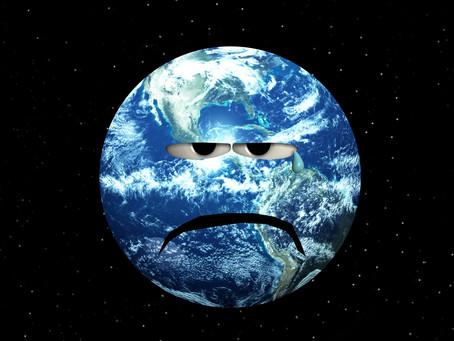 כדור הארץ מגיע לטיפול