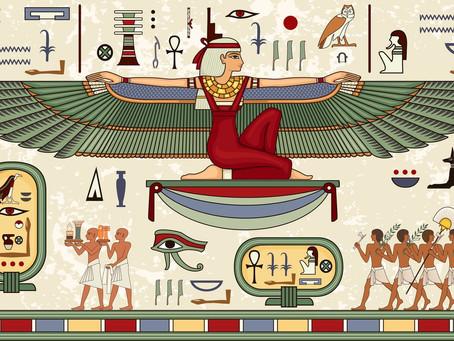 תקשור מאיזיס - אלת הרפואה, הקסם והטבע