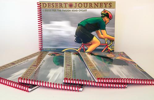6x9 Spiral Format - Desert Journeys