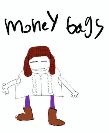 Original Money Bags