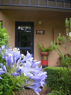 Middle Cottage entrance