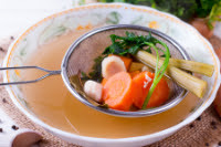 Broth: Health Benefits Approved by Mom