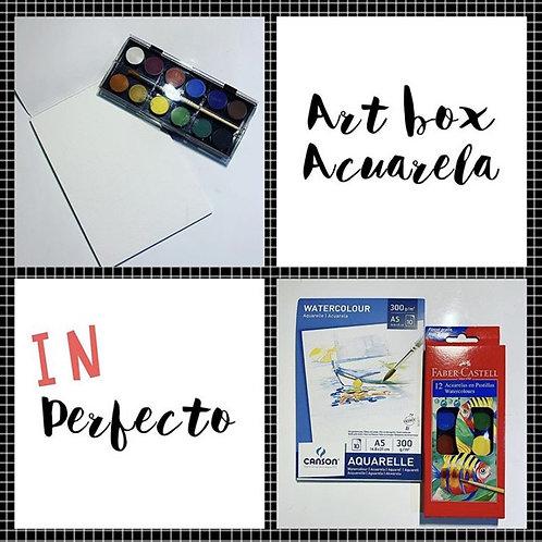 Art Box Acuarela