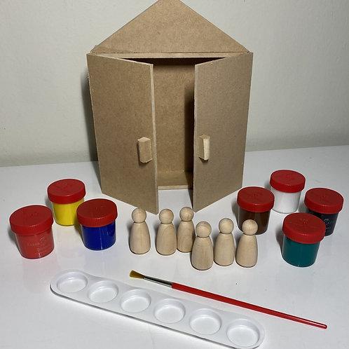 Art Box Nativity