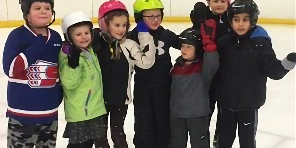 Learn to Skate - Bring a Friend Day - December 17, 2019